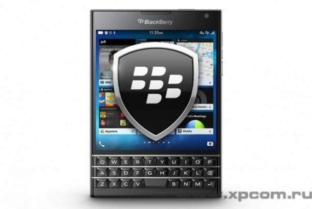 В BlackBerry убеждены в безопасности своих смартфонов