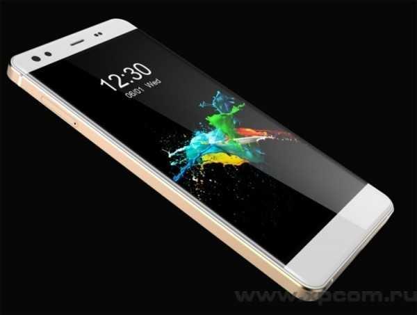 UHANS S1 – элегантный смартфон на Freeme OS