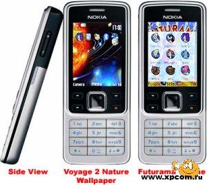 Темы для телефона NOKIA 6300