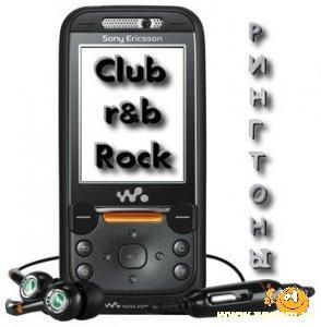 Рингтоны на телефон: Club, R&b, Rock