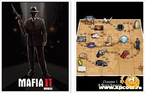 Java игра Mafia II Mobile 2 - Мафия 2