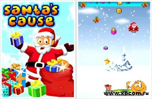 Java игра Santas Cause - Причина Санты