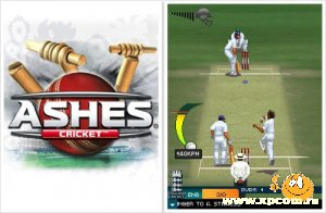 Java игра Ashes Cricket