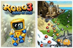 Java игра Робо 3: Шестеренки Любви