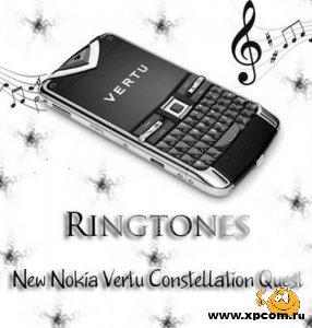 Рингтоны - Новый Nokia Vertu Constellation Quest