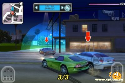 Игра для iPhone Gangstar: Miami Vindication