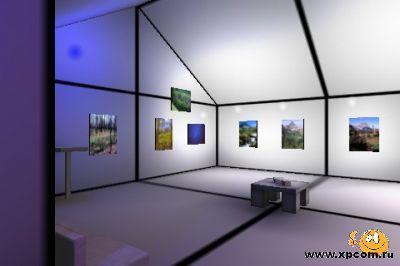 3D Gallery 4.4 для iPhone