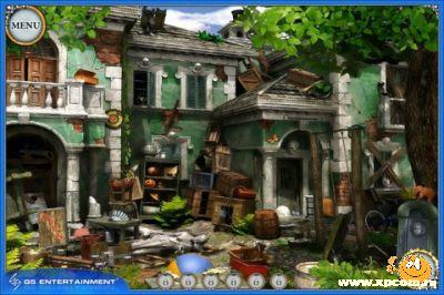 Игра для iPhone Treasure Seekers: Visions of Gold