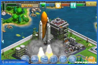 Игра для iPhone Виртуальный Город - Virtual City