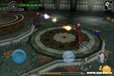 Игра для iPhone Devil May Cry 4 refrain