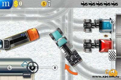 Игра для iPhone Parking Mania