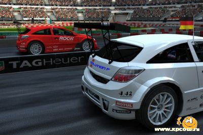 Race of Champions - official game для iPhone