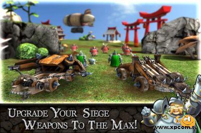 Siegecraft для iPhone