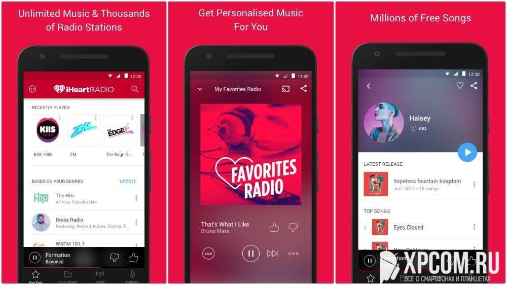 iHeartRadio - Free Music