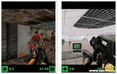 Java игра Клон 3D