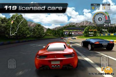 GT Racing: Motor Academy Free+ для iPhone