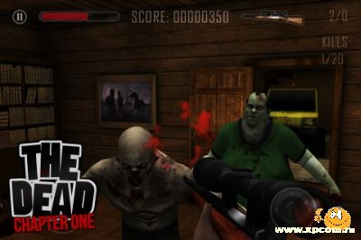 Игра для iPhone THE DEAD: Chapter One