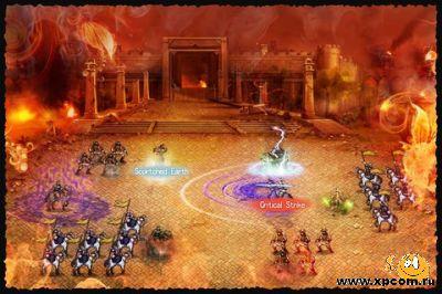 Infinity War  - Стратегия для iPhone