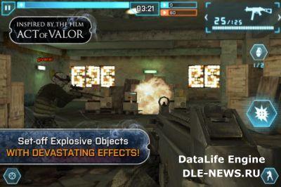 Игра для iPhone Battlefield 3: Aftershock