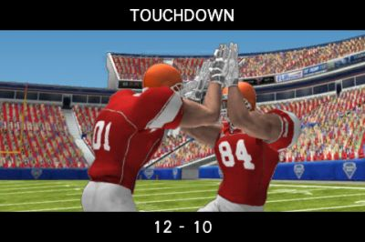 Игра для iPhone TECMO BOWL Throwback