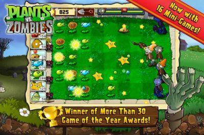 Plants vs. Zombies - Одна из лучших игр!!!