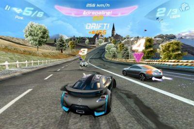 Игра для iPhone Asphalt 6: Adrenaline