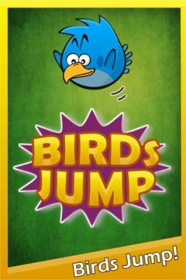 Игра для iPhone Birds Jump