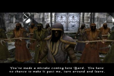 Игра для iPhone The Bard's Tale
