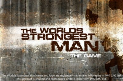 Игра The World's Strongest Man  для iPhone