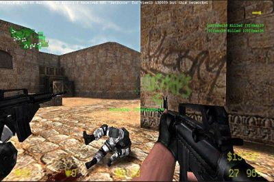 Игра Counter Strike Portable для iPhone