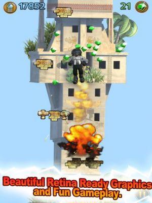 Игра Jump Pack для iPhone