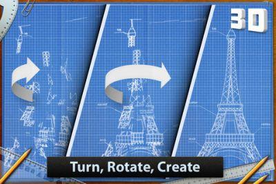 Игра Blueprint 3D  для iPhone