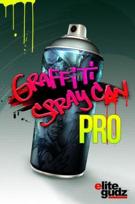 Приложение Graffiti Spray Can PRO для iPhone