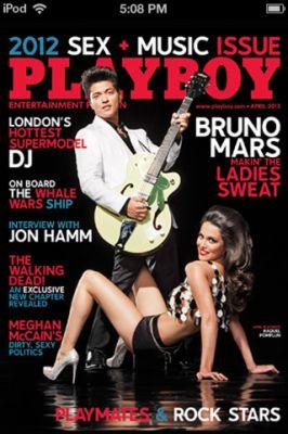 Журнал Playboy  для iPhone