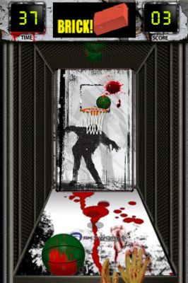 Игра Arcade Hoops Basketball iPhone