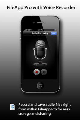 FileApp Pro - файловый менеджер для iPhone