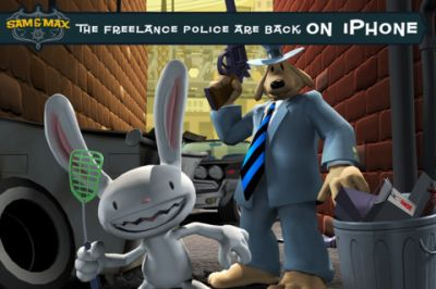 Игра Sam & Max Beyond Time and Space  для iPhone
