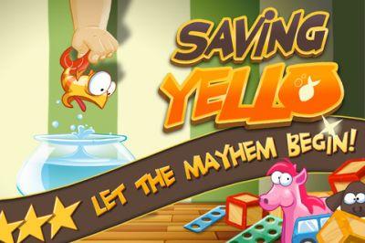 Saving Yello - игра для iPhone