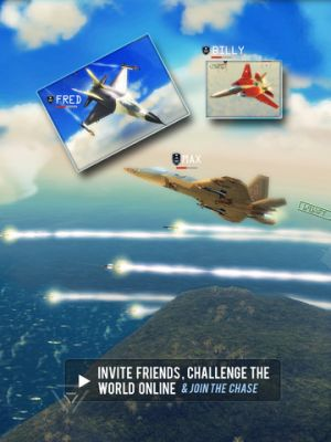 Игра Sky Gamblers: Air Supremacy на iPhone