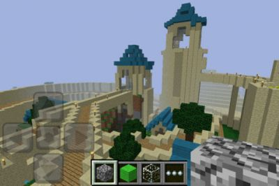 Minecraft – Pocket Edition для iPhone