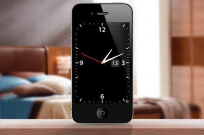 Quick Alarm - стильные часы с будильником