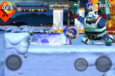 Sonic The Hedgehog 4™ Episode II для iPhone