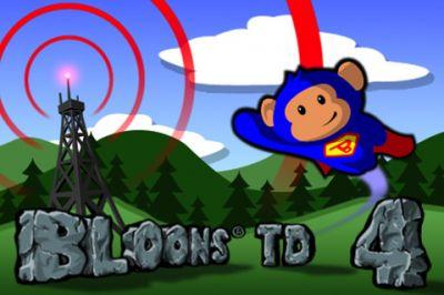Bloons TD 4  для iPhone и iPod