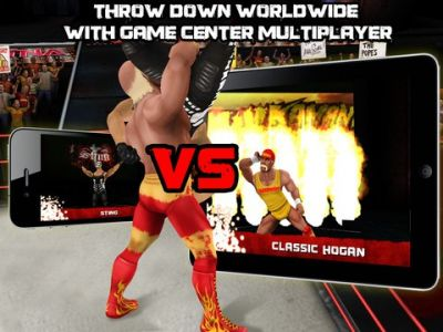 TNA Wrestling iMPACT для iPhone и iPod