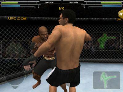 UFC® Undisputed™ 2010 для iPhone и iPod