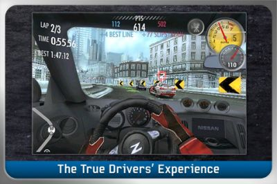 Need for Speed Shift  для iPhone и iPod
