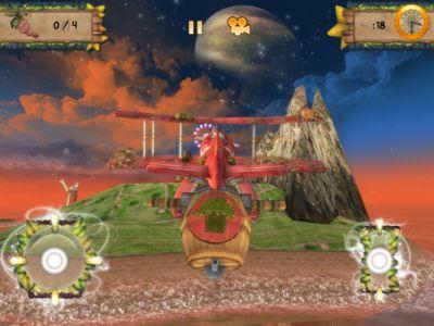 Air Mail - одна из наиболее интересных и увлекательных игр из App Store