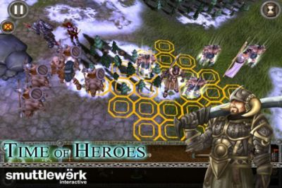Time of Heroes для iPhone и iPod Touch