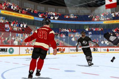 Hockey Fight Pro - для тех кто любит драку и хоккей