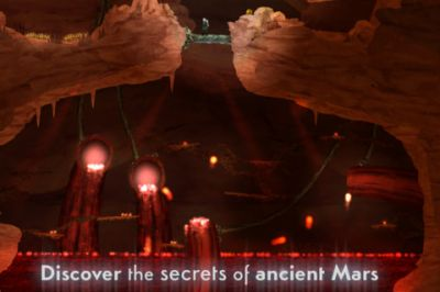Waking Mars - На марсе есть жизнь